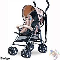 Детская коляска-трость Caretero Alfa  Beige