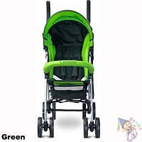 Детская коляска-трость Caretero Alfa  Green