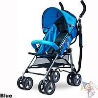 Детская коляска-трость Caretero Alfa  Blue