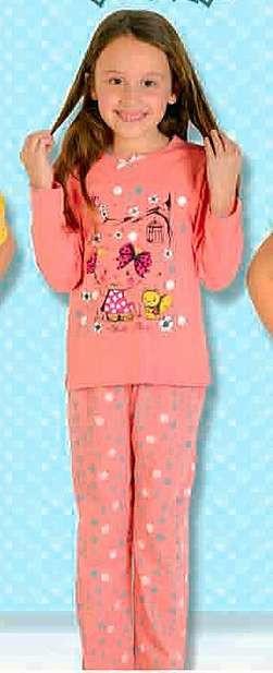 Пижама 426 розовая