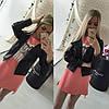 Короткая кожаная куртка, фото 5