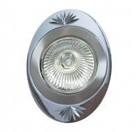 Встраиваемый светильник Feron 250DL титан хром