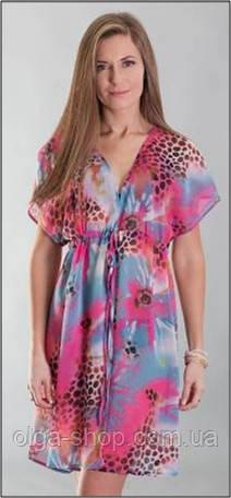 Пляжное платье туника Calipso Melena (туника пляжная женская, парео)