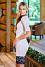 Женственное платье | RICCI с кружевом sk, фото 4
