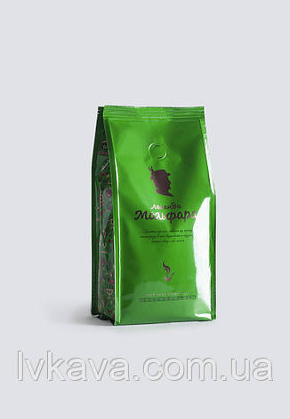 Кофе молотый Легенда Мольфара,зеленый, 200г, фото 2