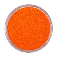 Оранжевый песок, цветной песок №5