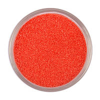 Красный песок, цветной песок №8