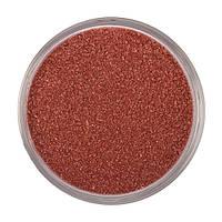 Терракотовый песок, цветной песок №9, вес 500 грамм, фото 1