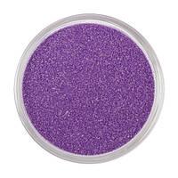 Фиолетовый песок, цветной песок №11