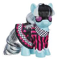 Май литл пони Эксклюзивная фигурка Фото Финиш Понимания (My Little Pony Ponymania Photo Finish )