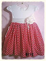 Платье Diemaan 8112 красное