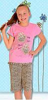Пижама 639 розовая