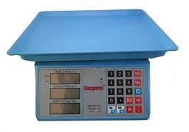 Весы торговые ACS электронные до 40 кг