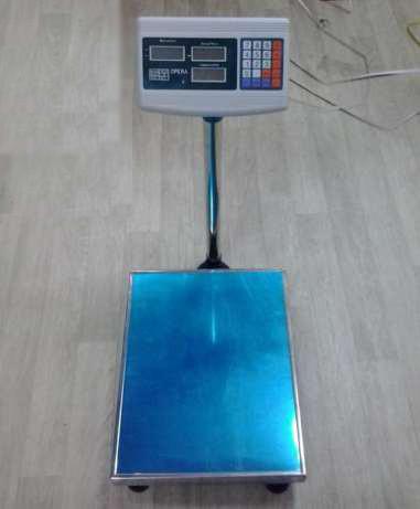Весы торговые ACS электронные до 150 кг