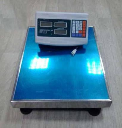 Весы торговые ACS электронные до 150 кг , фото 2