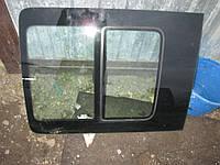Б/у Стекло левое боковой двери Volkswagen Caddy 2004-2010