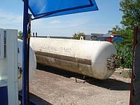 Транспортная цистерна для жидкого аммиака МЖА-6, объемом 10 куб