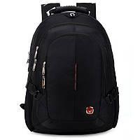 Тактический военный рюкзак Swissgear. Многофункциональный. Отделение для ноутбука, карман-органайзер.Код:КЕ578, фото 1
