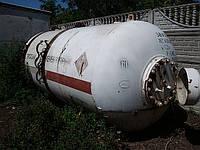 Транспортные емкости АЦЖГ для сжиженного газа, прицеп цистерна объемом 7,25 куб. м.
