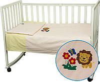Комплект детского постельного белья, фото 1