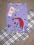 Пижама 656 фиолетовая, фото 2