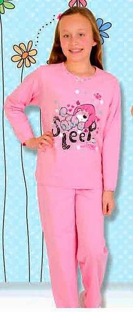 Пижама 650 розовая