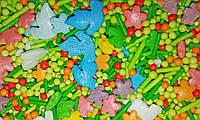 Посыпка сахарная кондитерская Голуби микс