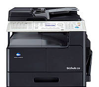 KONICA MINOLTA bizhub 226 (сет. принтер/копир/сканер/ARDF)
