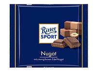 Шоколад RITTER-SPORT NUGAT100Г