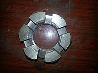 Гайка вала батареи корончатая (М55х3) БПД Фрегат