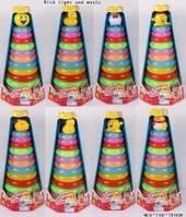 Многослойная пирамида для малышей