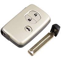 Корпус смарт ключа Toyota  Prius Highlander LC200 LC150