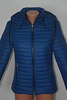 Модная женская куртка демисезонная  005