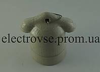 Патрон подвесной с кольцом керамический