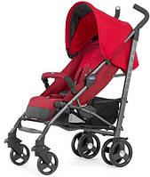 Прогулочная коляска Сhicco Lite Way red, 2016 год