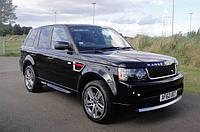 "Колеса ( комплект дисков и шин ) 20"" Range Rover Sport Red Edition"