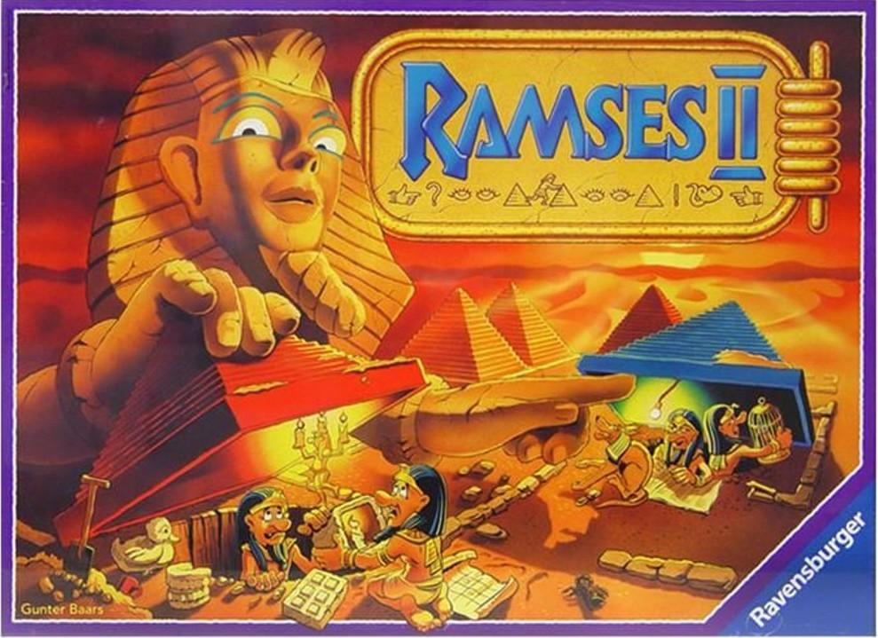 "Настольная игра Ravensburger ""Рамзес-II"" (26160)"