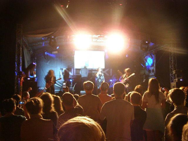 """Молодёжный фестиваль """"Наводнение"""" Геническ 2012, 2013г. -1"""