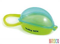 Контейнер для пустышки Baby Mix RA-S4-0020 green