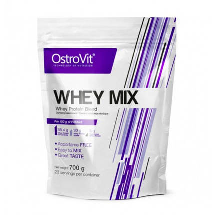 Протеїн Whey Mix Ostrovit 700 g, фото 2