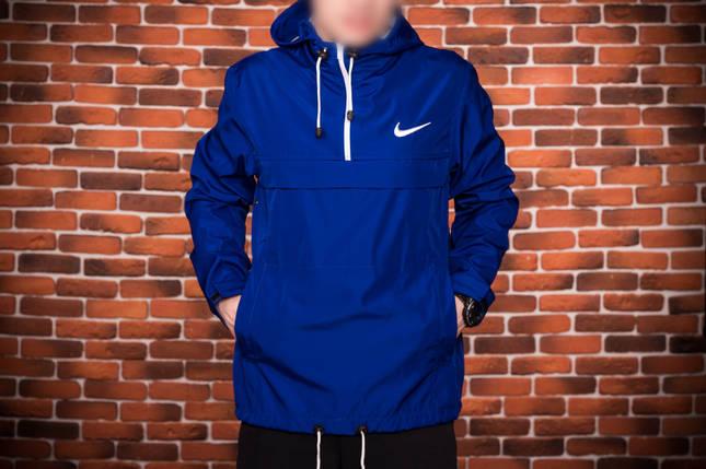 Анорак (синий), куртка, ветровка, фото 2