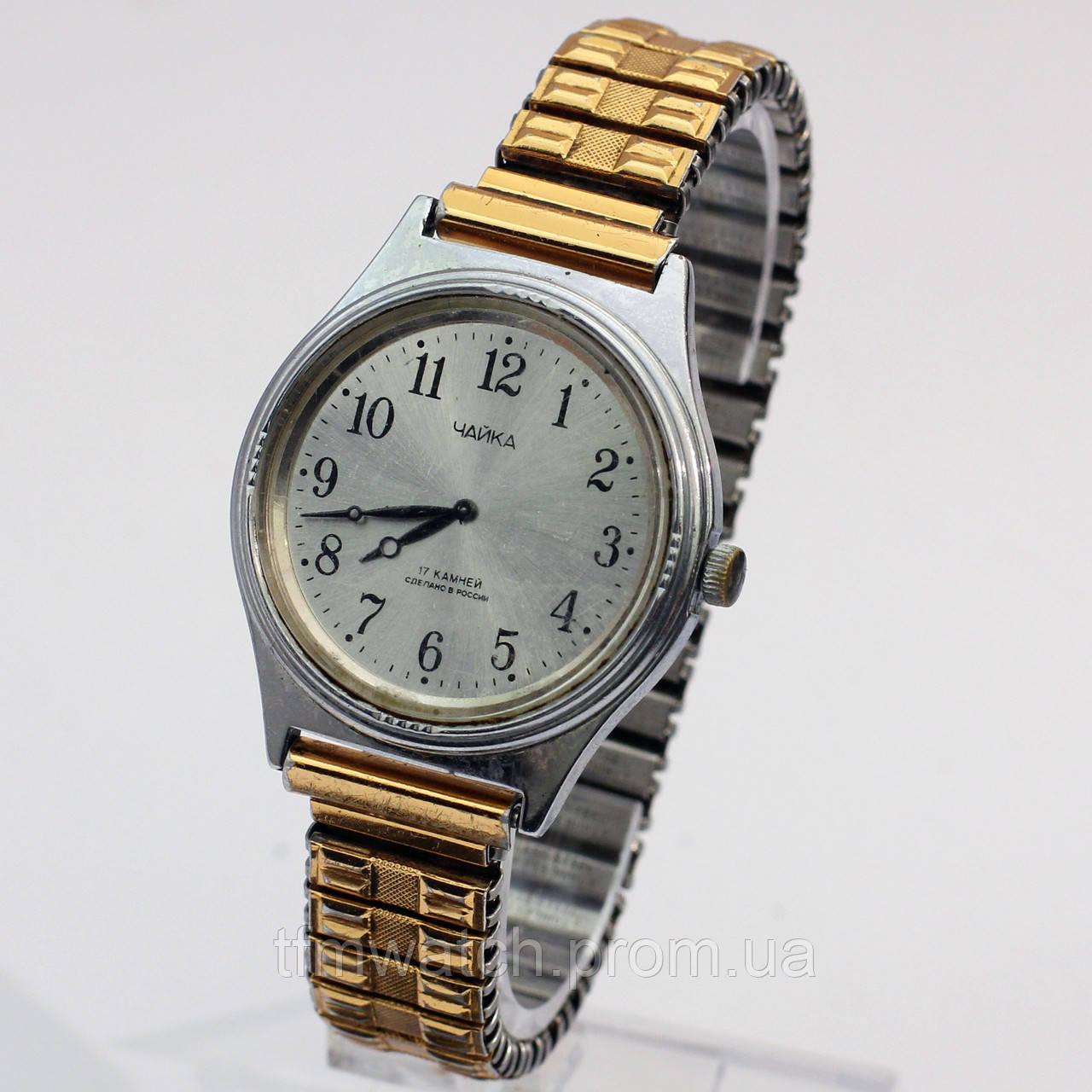 Чайка российские часы