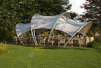 Изготовление и продажа шатровых конструкций
