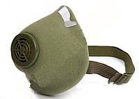 Респиратор У2К высший сорт военный (СССР) цвет хаки