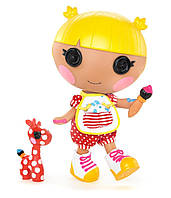 "Кукла Лалалупси ""Маленькая Художница  (Lalaloopsy Littles Doll - Scribbles Squiggle Splash)"