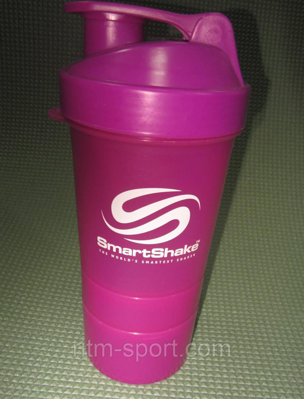 Шейкер для спортивного харчування Smart Shaker Original 600 мл