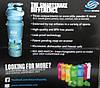 Шейкер для спортивного харчування Smart Shaker Original 600 мл, фото 4