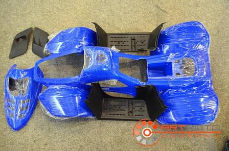 Пластик основной квадроцикл 110 cc Phoenix с подфарником и боковыми заглушками комп, фото 2