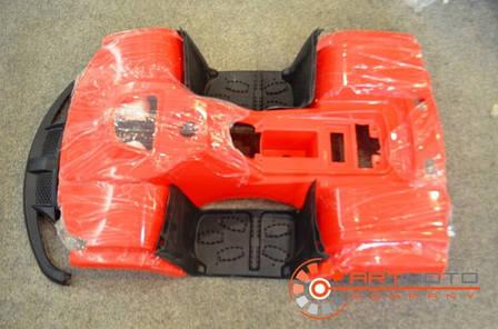 Пластик основной квадроцикл 125 cc BMW с пластиком под фарами, фото 2