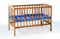 Ліжечко дитяче  бук